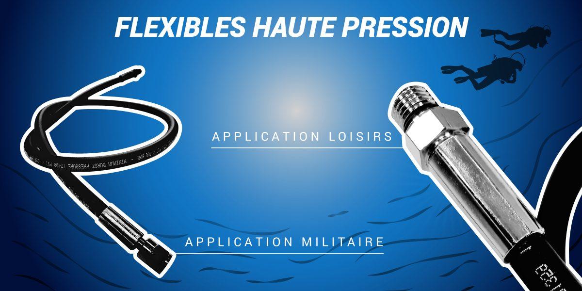 flexibles haute pression